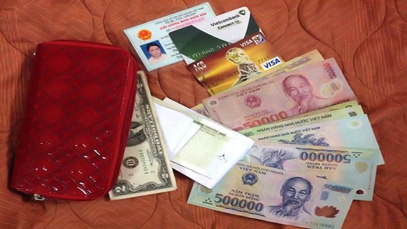 những món đô cần thiết để đi nước ngoài