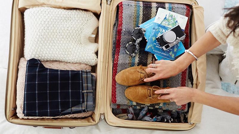 những vật dụng chuẩn bị khi đi nước ngoài