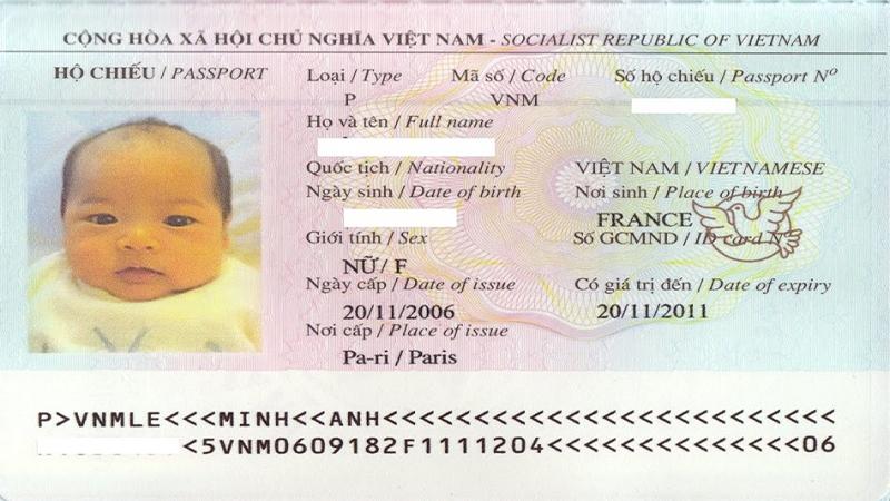 hộ chiếu phổ thông là gì