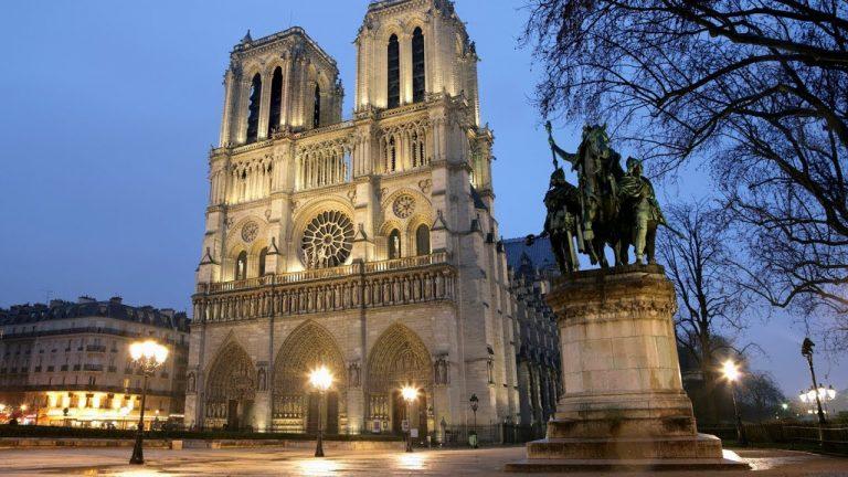 cảnh đẹp ở Paris