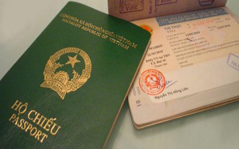 cách gia hạn hộ chiếu