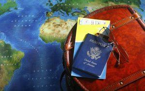 quốc tịch mỹ được miễn visa nước nào