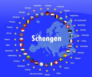 khối schengen gồm những nước nào