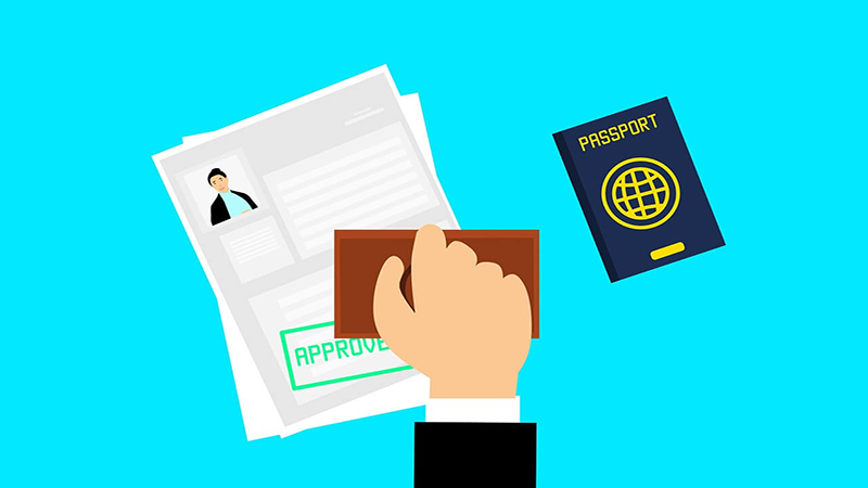 các nước được miễn visa thái lan