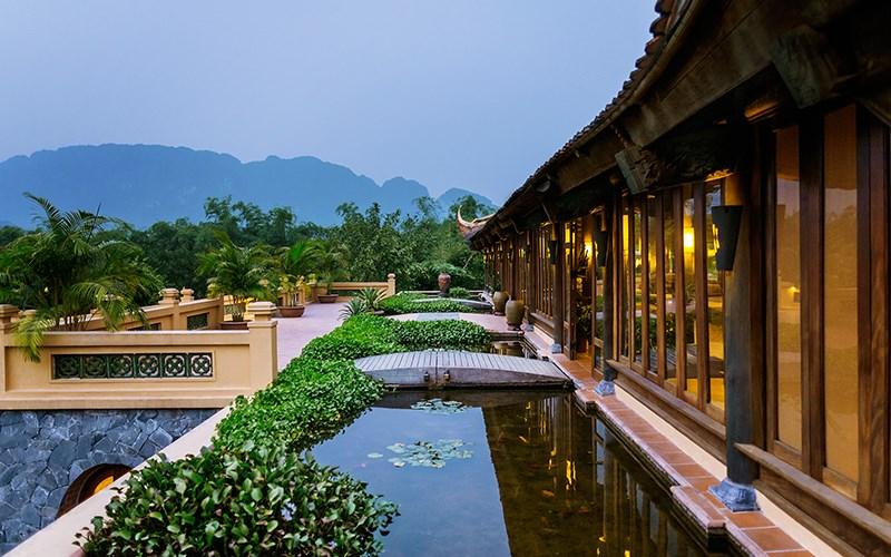 Emeralda Resort & Spa Ninh Bình ở đâu?