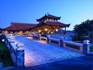 Emeralda Resort & Spa Ninh Bình -một kỳ nghỉ dưỡng 5 sao